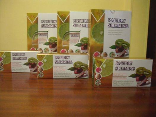 Rapidly Slimming Efectos Secundarios