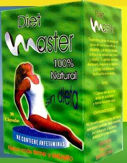 Diet Master Funciona – Pastillas para adelgazar
