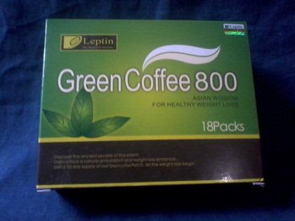 pastillas green coffee funcionan
