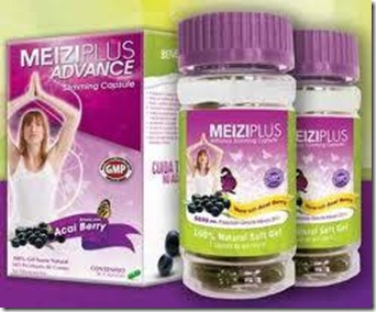 Meiziplus Advance Funciona ⋆ Pastillas para adelgazar