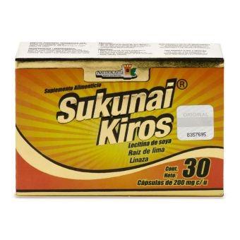 SUKUNAI KIROS - Efectos Secundarios y Contraindicaciones